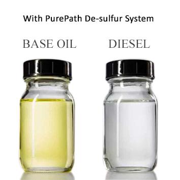 de-sulfur system